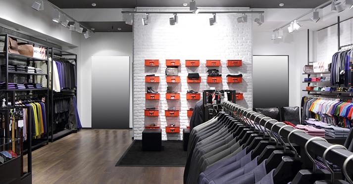 bilde av butikk belysning